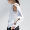 M098_SINGLE_SLEEVE_COTTON_WHITE_TOP_02_Mute_by_JL_1050x